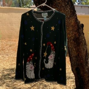 Vintage 80's Ugly Christmas Sweater